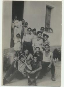 Famiglia Monne – Floris: archivio popolare fotografico