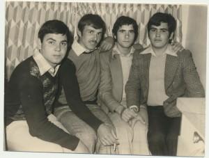 Arcangelo, Marco, Franco, Giovanni: archivio popolare fotografico