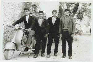 Antonino Lai, Pasquale Lai, Luigi Carta e Giovanni Podda: archivio popolare fotografico