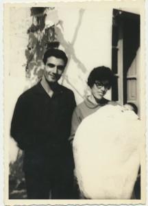 Giuseppe Nonne, Maria Loche e Franco Mereu: archivio popolare fotografico