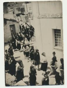 Processione di San Nicola: archivio popolare fotografico