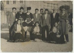 Gruppo di ballo di Irgoli: archivio popolare fotografico
