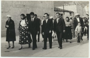 Matrimonio di Salvatore Murru e Maria Mulargia: archivio popolare fotografico
