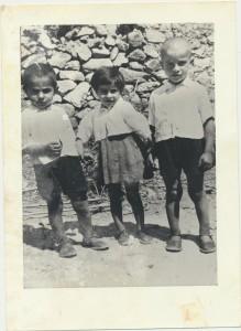 Giovanni Flore, Pasqualina Fois e Giacomo Flore: archivio popolare fotografico