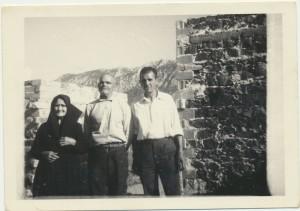 Maria Otgianu, Salvatore Murru e Carletto Otgianu: archivio popolare fotografico