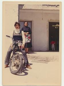 Giovanni Antonio Cancedda e Maria Piras: archivio popolare fotografico