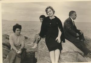 Giacomina Contu, Maria Giovanna Luche, Tonina Contu e Gonario Luche: archivio popolare fotografico